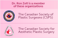 Dr. Zelt is member of these organizations